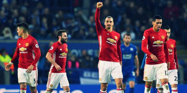Duo Manchester Raih Poin Penuh
