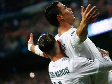 Real Madrid Incar Tiket Semi Final Liga Champions