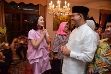 Chelsea Islan ke Anies: I'm So Proud of You