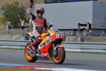 Marquez Back To Back di Aragon, Rossi Gagal Podium