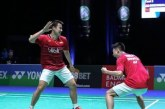 Kevin dan Marcus Juarai China Super Series 2017