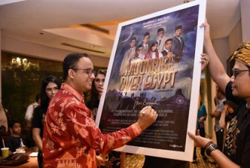 "Kakek Anies Baswedan Ada di ""Moonrise Over Egypt"""