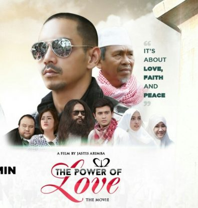 "Daftar Bioskop yang Akan Tayangkan ""212 The Power of Love"""